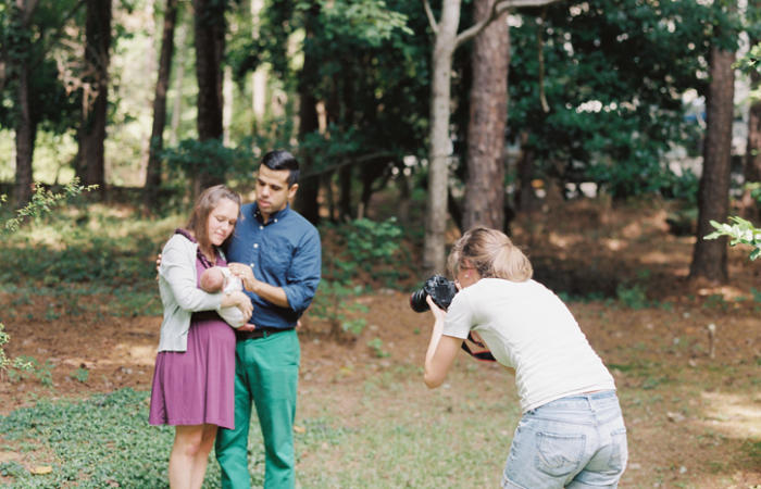Introducing our Family Photographer!