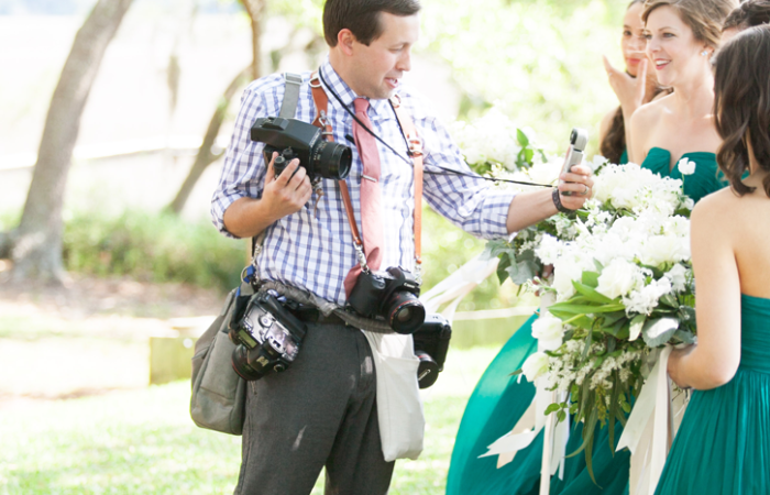 Wedding Advice: From a Second Shooter's Perspective