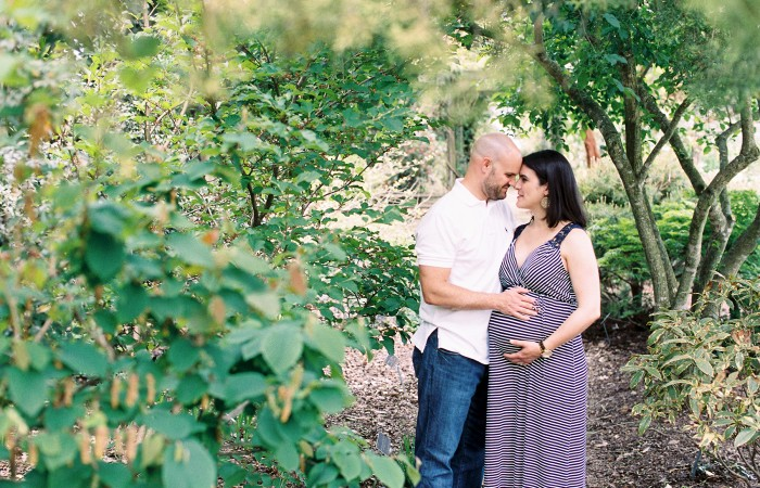 Barger Maternity Session