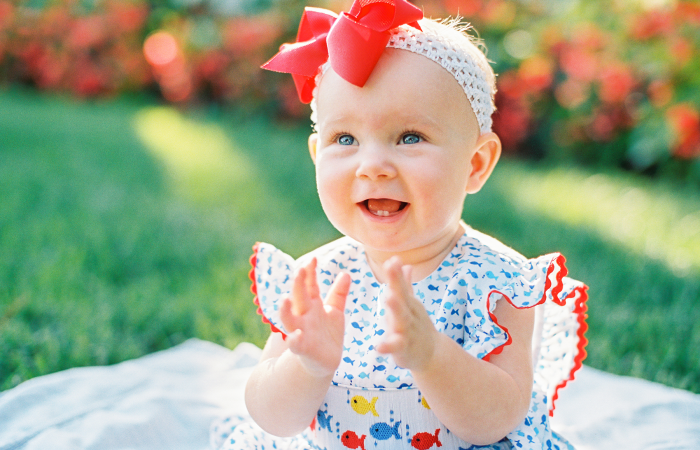 Lucy Merta 9 Months Film Photography Session