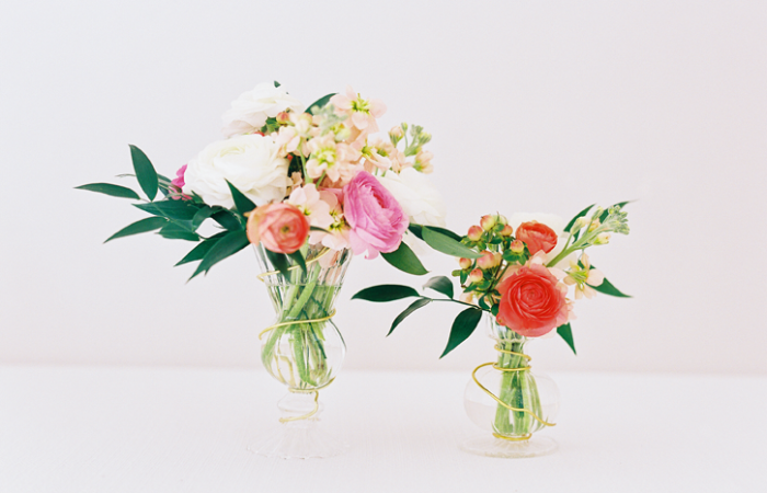 DIY Wrapped Vases with Rebecca Rose Creative