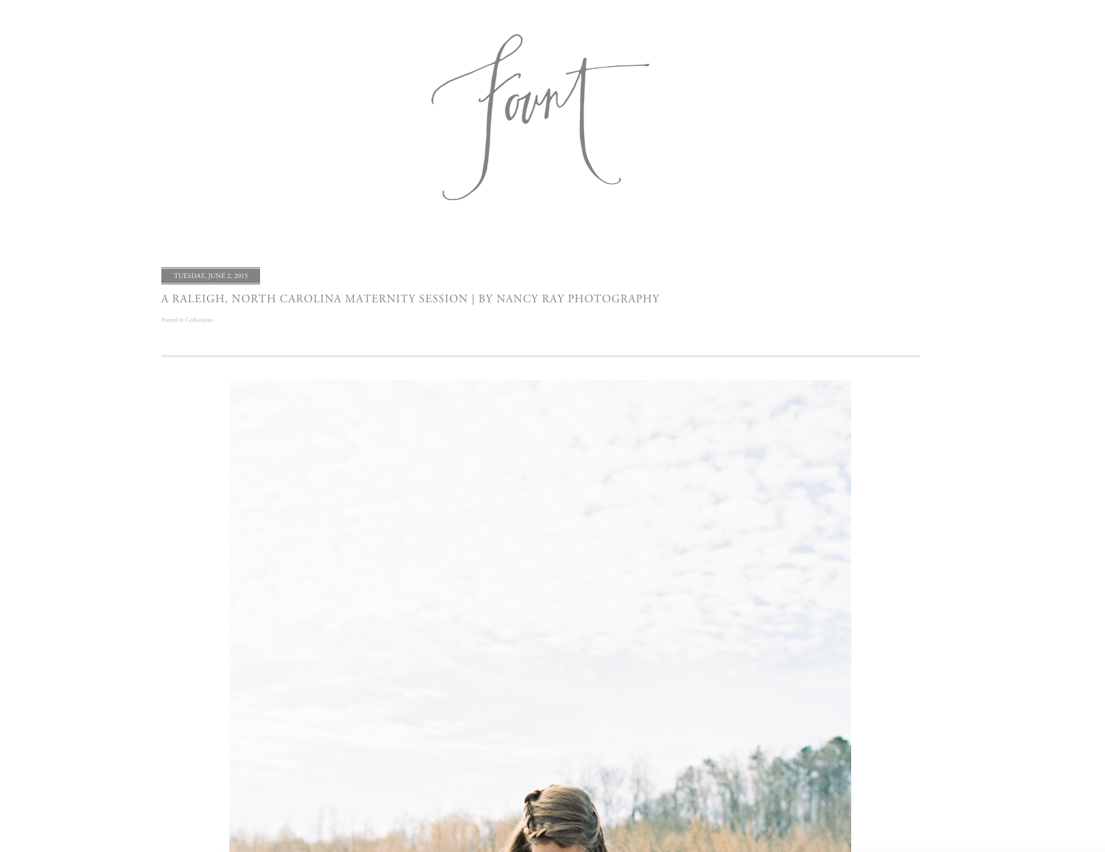 2015:06:02 - Fount Collective : Will and Nancy Maternity : Callie Davis