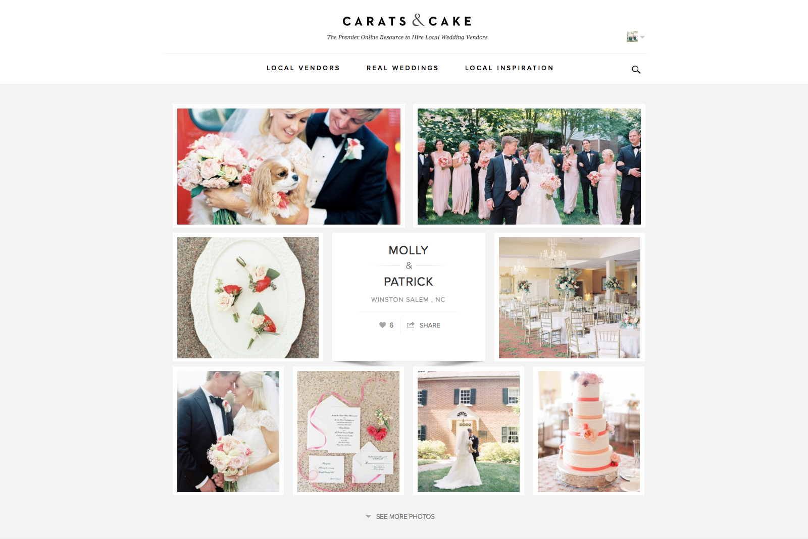 2015:08:24 - Carats & Cake : Molly and Patrick Wedding : Nancy Ray