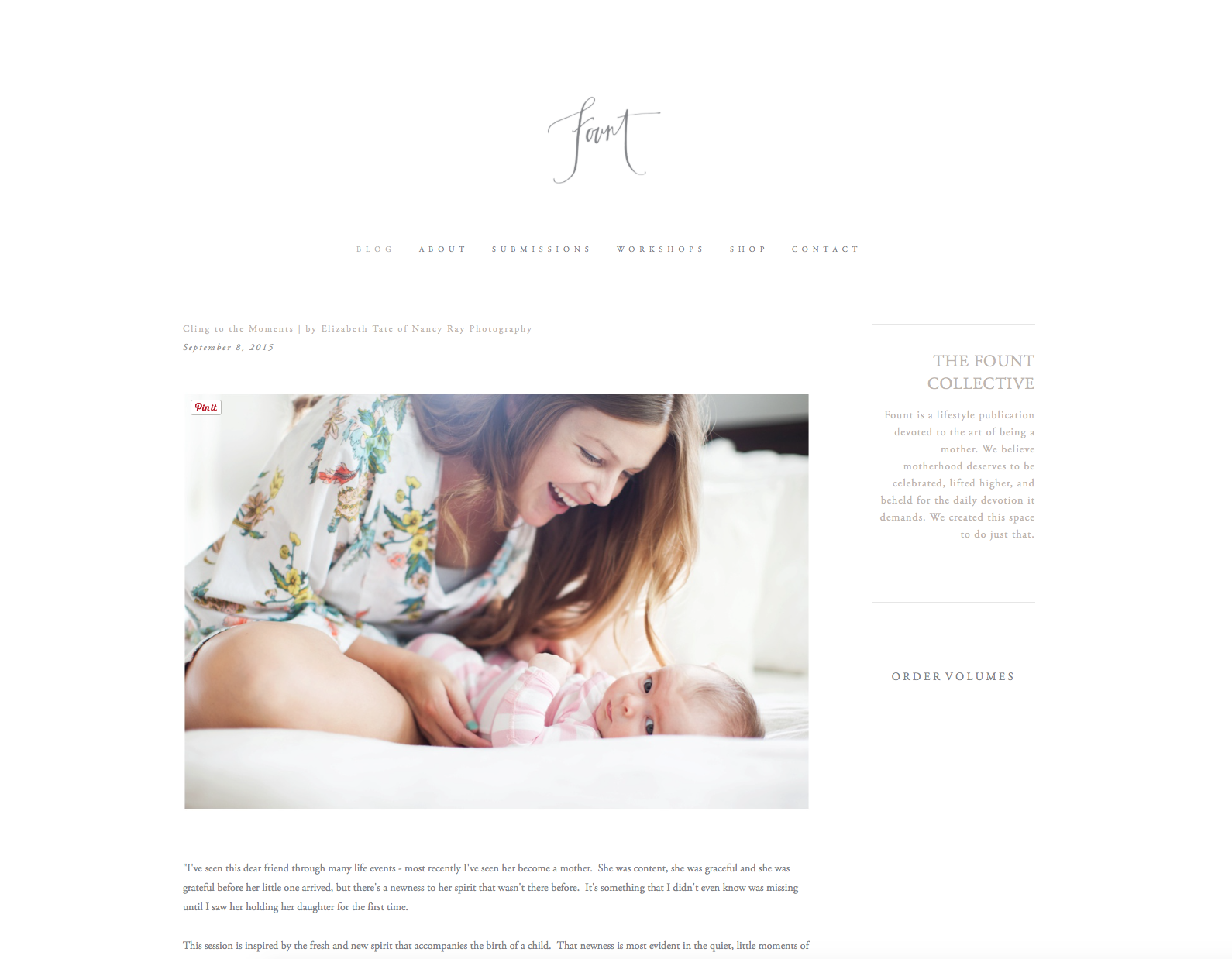 2015:09:08 - Fount Collective : Milly Ray Newborn : Elizabeth Tate