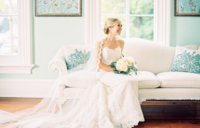 Laura Trollinger Merrimon Wynne Film Bridal Session