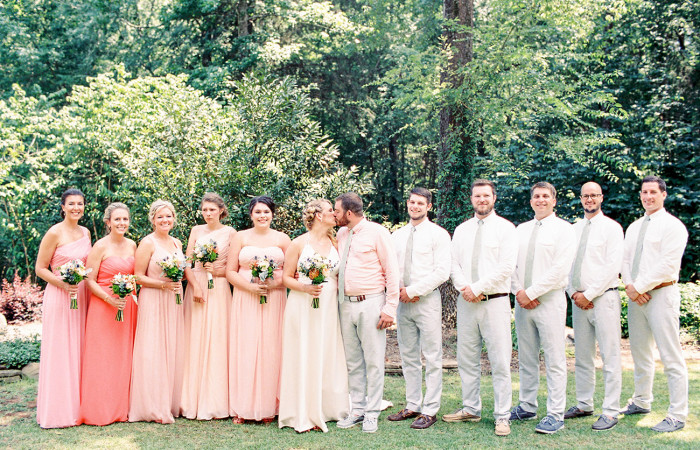 Katie and Ryan Chapel Hill, NC Film Wedding