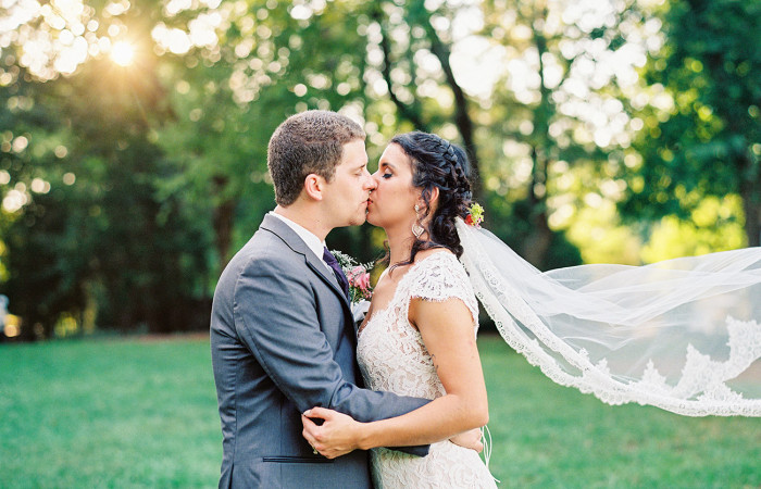 Jessica and Adam Creedmoor, NC Film Wedding