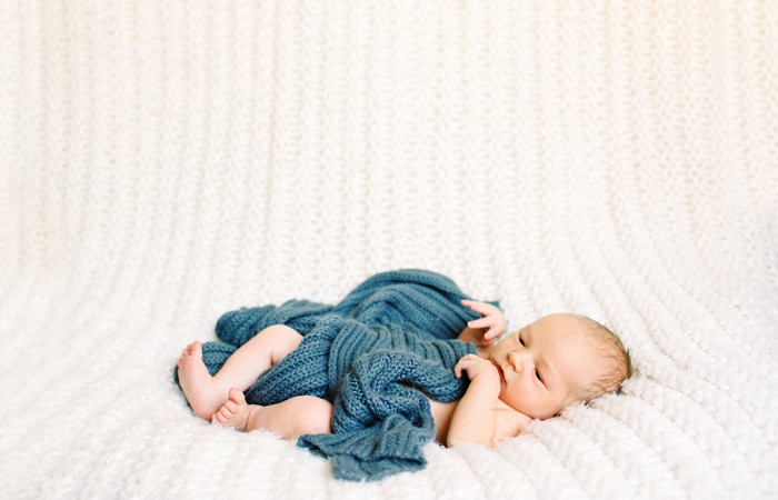 Wally King Film Newborn Session