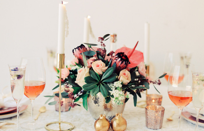 DIY Floral Ice with Erin McLean Events