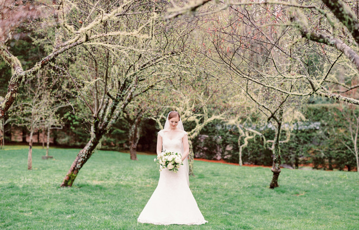 Sarah Josey Old Edwards Inn Film Bridal Session