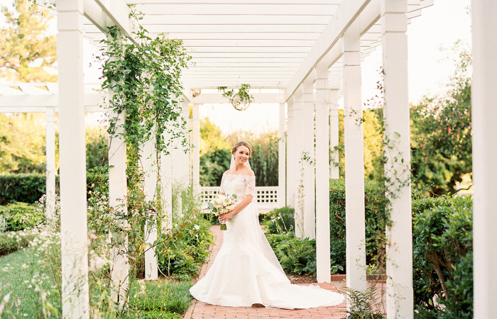 Sarah Beth Koonce Fearrington Film Bridal Session