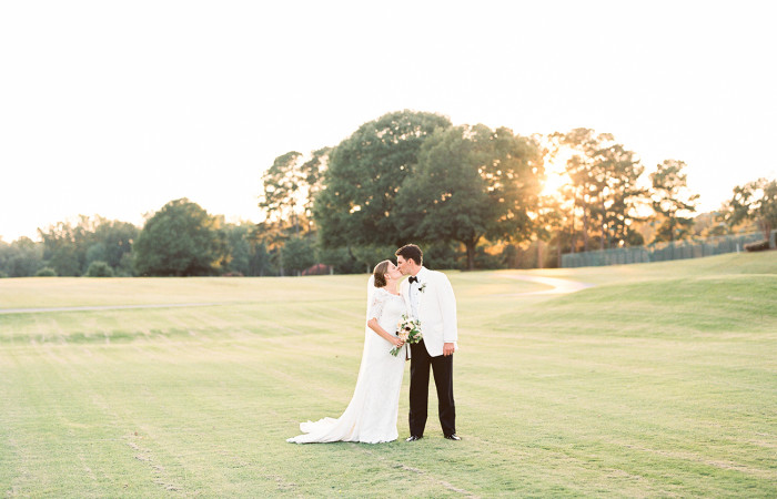 Shelton and Keegan Charlotte, NC Film Wedding